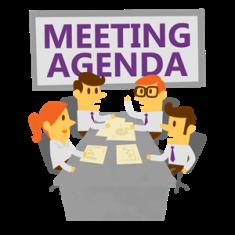 agenda-table